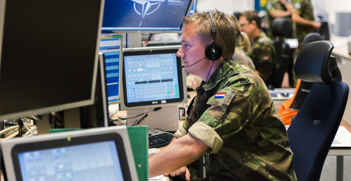 Officier Air Controller (havo/hbo/wo)