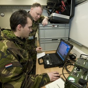 Officier ICT (HAVO/VWO)